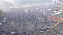 ميدان التحرير صباحا- جمعة حماية الديمقراطية  18/ 11
