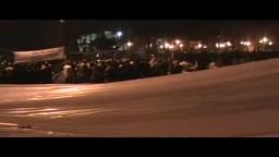 ميدان التحرير 17 نوفمبر ليلاً