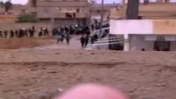 سوريا- الحسكة -عصابات بشار تداهم المنازل في جمعة طرد السفراء 18 11