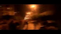 المتظاهرون أمام مديرية الأمن بالاسكندرية- 19/ 11