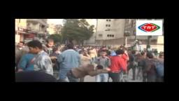 تصوير واضح يرصد متظاهرى ميدان التحرير وأحداث 11/19
