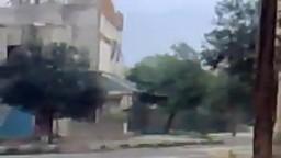 سوريا- حمص -- كتائب الأسد تستهدف المنازل بالقذائف