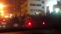 حزب الحرية و العدالة و مسيرة ضخمة بدمياط في شارع كورنيش النيل يوم الجمعة ٢٥ نوفمبر ٢٠١١