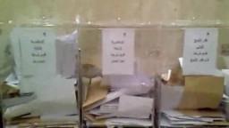 تصويت المصريين بالسفارة المصرية بالسعودية بانتخابات مجلس الشعب 2011_2012