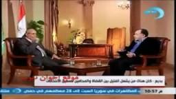 لأول مرة المرشد العام يعترف بصفقات الإخوان