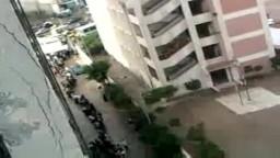 شاهد الإقبال الكثيف فى انتخابات مجلس الشعب المرحلة الأولى 2011 فى المنتزة