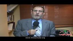 حصرياً.. تصريحات الدكتور عصام العريان حول أخر المستجدات فى اليوم الانتخابى الأول للمرحلة الأولى للانتخابات2011