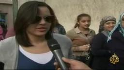 اقبال كثيف في الانتخابات البرلمانية في الاسكندرية