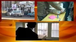 فض الأحراز وفتح اللجان فى اليوم الثانى لانتخابات مجلس الشعب 2011 دمياط