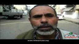 بورسعيد : حوار مع مواطن بعد الإدلاء بصوته