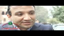 كلمة د.محمد سعد ابو العزم بعد الإدلاء بصوته من أمام لجنته الإنتتخابية بمصر الجديدة