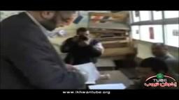 م/ خيرت الشاطر نائب المرشد العام يدلى بصوته فى انتخابات المرحلة الأولى لمجلس الشعب 2011