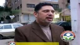 الإعلامي علاء بسيوني يدلي بصوته في العملية الإنتخابية