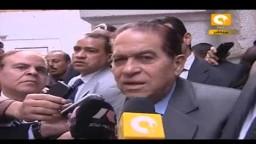 د. كمال الجنزوري يدلي بصوته فى انتخابات مجلس الشعب 2011