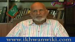 شهادات ورؤى على طريق الدعوة - د.جمال عطية ( كان سكرتير المرشد العام المستشار حسن الهضيبي) الحلقة الأولى