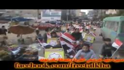 مسيرة سيارات ودراجات للحرية والعدالة بالمنصورة