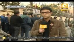 حضور كثيف في الإعادة على مقعد العمال بمصر الجديدة