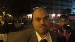 حوار مع د/ حمدى حسن مرشح الحرية والعدالة فردى فئات الدائرة 4 بالاسكندرية قبل جولة الاعادة