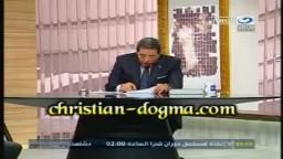 محمود سعد عن الكنيسه وتحالف حزب الوفد