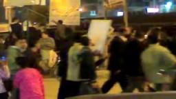 مسيرة انتخابية للحرية والعدالة في جرجا بسوهاج