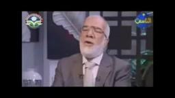 الدكتور عمر عبد الكافى ورأيه في الإخوان المسلمين