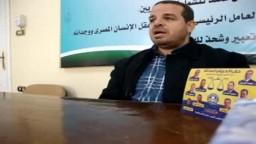 لقاء مع المهندس رزق حواس المرشح على قائمة الحرية والعدالة بشمال الجيزة