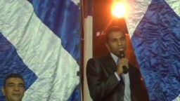 كابتن الفريق الاسماعيلي محمد حمص يعلن تأييده لحزب تالحرية والعدالة