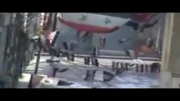 شام - حمص - القاهرة - دخول دبابة وقصف على المنازل 9-12