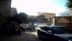 مسيرة انتخابية بالسيارات للحرية والعدالة في جرجا بسوهاج
