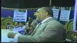 كلمة الاستاذ سعد ابو طالب مرشح الحرية والعدالة بالبحيرة في مؤتمر قرية كنيسة الضهرية