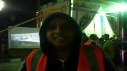 الخيمة الخدمية للحرية والعدالة بميدان الثقافة بسوهاج