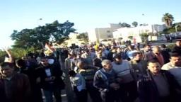 مسيرة للحرية والعدالة بكفر الدوار بالبحيرة