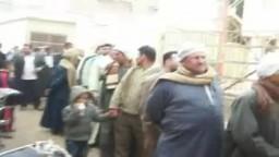 الدكتور أمير بسام مرشح الحرية والعدالة في زيارة للجان بلبيس بالشرقية