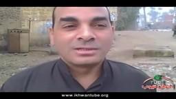حوار مع أحد الناخبين قرية الشوبك بالجيزة