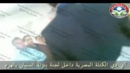 مخالفة الكتلة المصرية داخل لجنة بنزلة السمان بالهرم