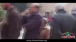 اقبال الى داخل لجان المعهد الدينى بدمنهور
