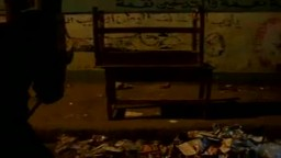 شباب الحرية والعدالة يقومون بتنظيف شوارع الجيزة من اوراق الدعاية