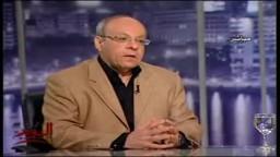 الدكتور وحيد عبد المجيد منسق التحالف الديمقراطي في لقاء أحداث مجلس الوزراء