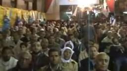 كلمة الدكتورة حنان سمك مرشحة الحرية والعدالة في القائمة بمؤتمر الحزب بالمحلة الكبرى