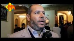 كلمة الاستاذ خليل الحية عضو المكتب السياسي لحماس لشباب الاخوان اثناء وجوده بالقاهرة