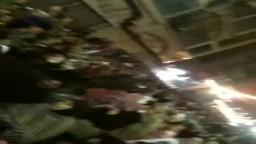 مقتطفات من مؤتمر الحرية والعدالة بالمنصورة بحضور د. محمد مرسي