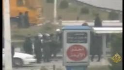 مظاهرات إثر تشييع جنازات قتلى الجمعة بسوريا