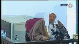 خطبة الشيخ يوسف القرضاوي حول الانتخابات في بلاد الربيع العربي وما جرى في نيجيريا من تفجير للكنائس
