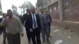 تصريح الدكتور محمد البلتاجي اثناء تفقده للجان الانتخابية بالخانكة _ المرحلة الثالثة
