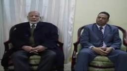 إعلان التحالف بين أبوعوف والحداد فى جولة الإعادة بالدقهلية