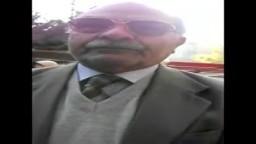 حوار مع الدكتور محمد عمارة المفكر الاسلامى بعد الادلاء بصوته 10 يناير 2012