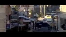 سوريا- ريف دمشق هجوم الأمن على جنازة الشهيد بدوما 2012 01 10
