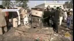 مقتل 35 شخصآ في خيبر بباكستان