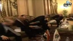 جماعة الإخوان يلتقون بالرئيس الأمريكي السابق جيمي كارتر