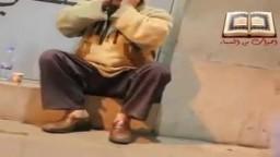 تلاوه رائعه من فقير فى الشارع تشبه مشاهير القراء